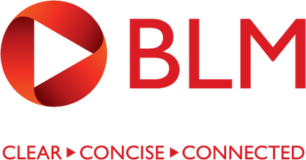 BLM Clear Concise Connected
